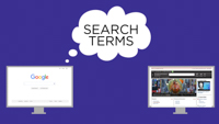 Click here to view the video titled Generating Search Terms